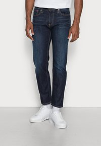 Tommy Jeans - RYAN STRAIGHT - Jeans straight leg - lake raw stretch - 0