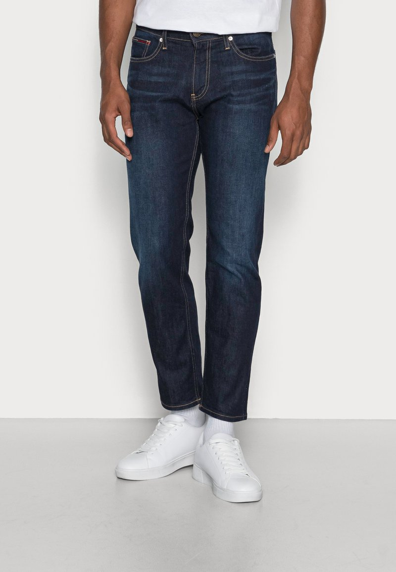 Tommy Jeans - RYAN STRAIGHT - Jeans straight leg - lake raw stretch