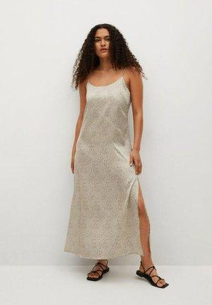 Maxi dress - crudo