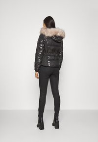 River Island - Light jacket - black - 2