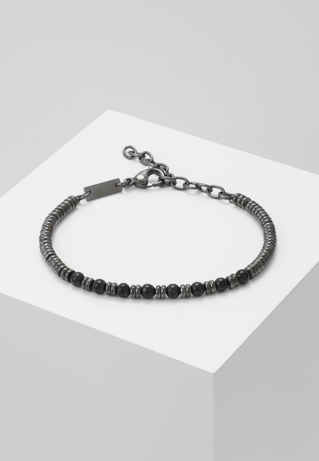 FENCE BRACELET - Bracelet - gunmetal