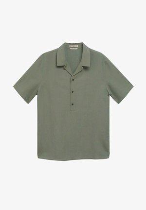 REGULAR FIT  - Camisa - grønn