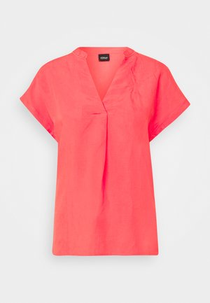 Blouse - popsicle pink