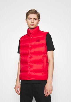 BALTINO - Waistcoat - red