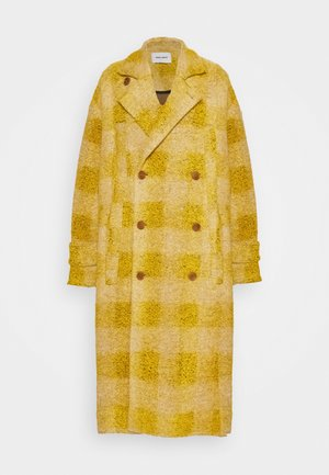 PLUMBER LONG COAT SHAKE - Classic coat - multicoloured