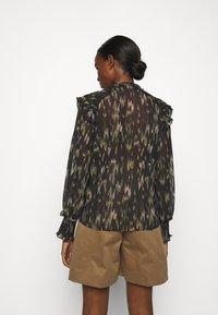 Bruuns Bazaar - BLURRY HALI - Blouse - brown - 2