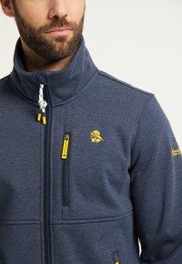 Schmuddelwedda - Light jacket - marine melange - 3