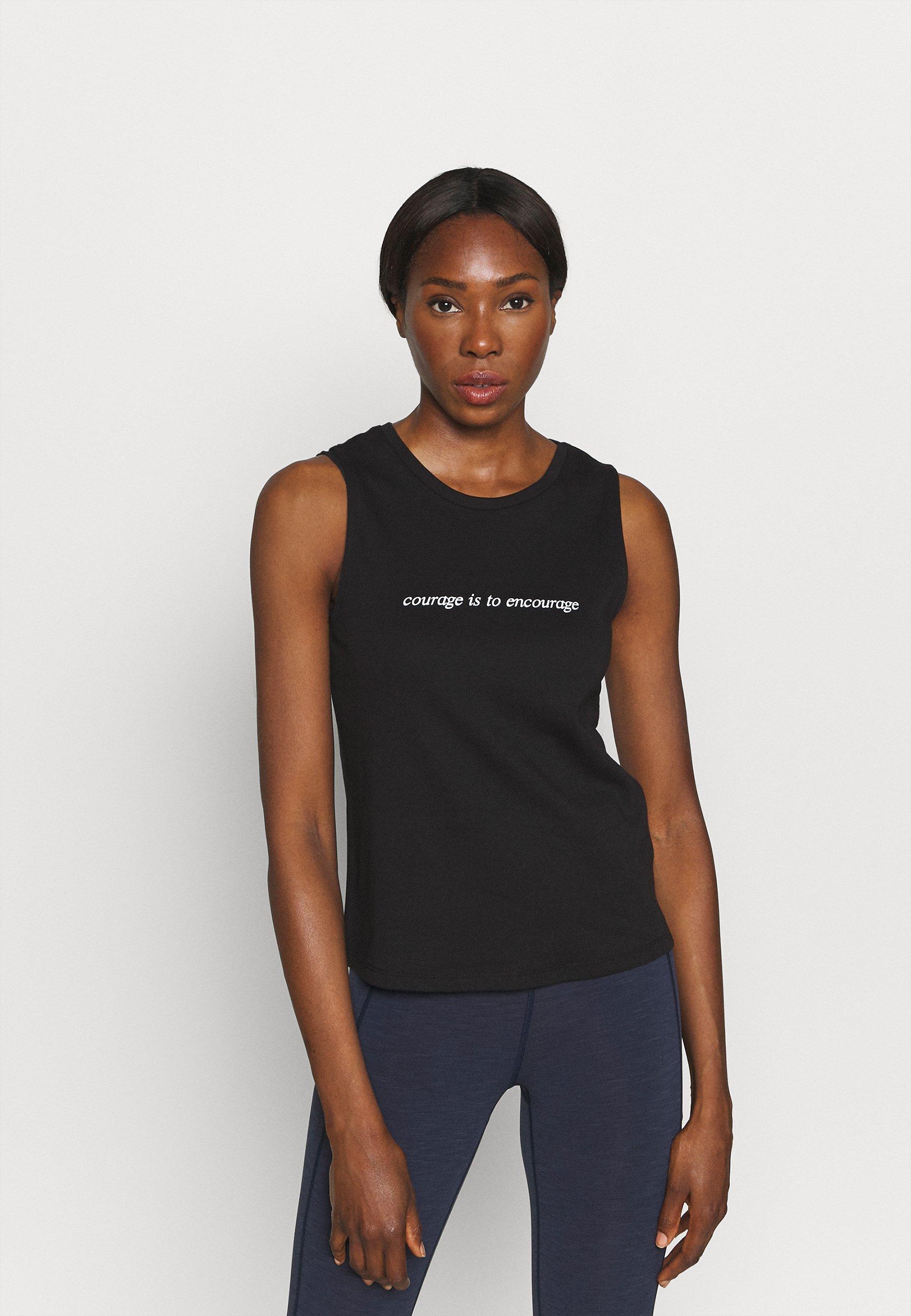 Damen ENCOURAGE RACERBACK - Top
