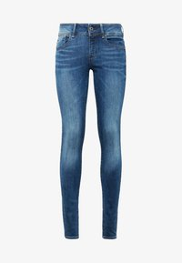 G-Star - MID SKINNY  - Jeans Skinny Fit - faded blue - 5