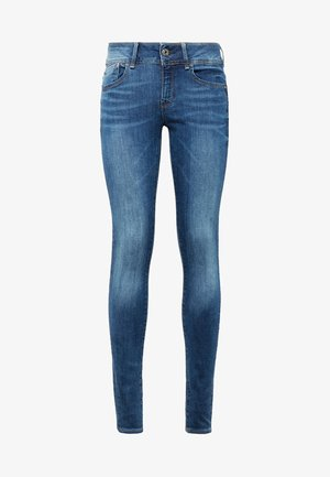 MID SKINNY  - Vaqueros pitillo - faded blue
