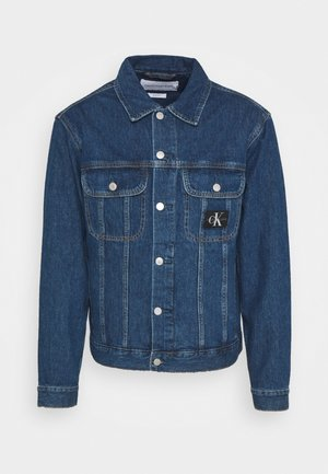 MODERN ESSENTIAL JACKET - Denim jacket - blue