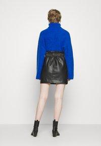 ONLY - Mini skirt - black - 2