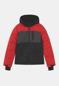 Brunotti - TRYJAILY BOYS SNOW - Snowboardová bunda - flame red - 0