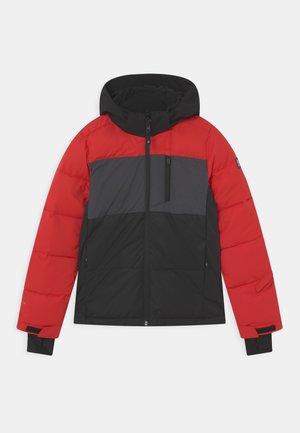 TRYJAILY BOYS SNOW - Snowboardová bunda - flame red