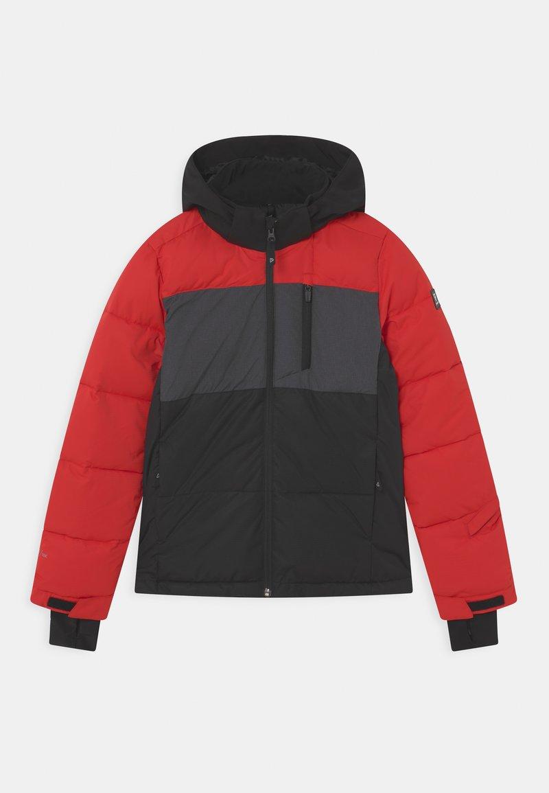 Brunotti - TRYJAILY BOYS SNOW - Snowboardová bunda - flame red
