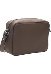 JOOP! Jeans - LETTERA - Across body bag - taupe - 1