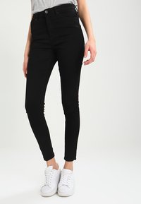Vero Moda - VMSOPHIA NEW  - Slim fit jeans - black - 0