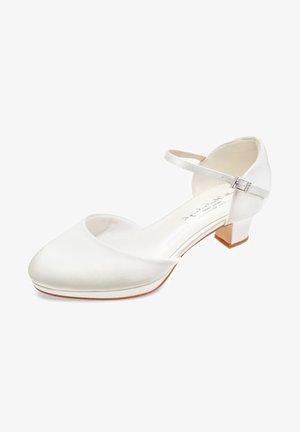 BECCA - BRAUTSCHUHE - Classic heels - ivory