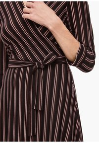 s.Oliver BLACK LABEL - Maxi dress - brown stripes - 4