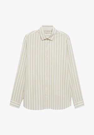 RILEY - Shirt - beige