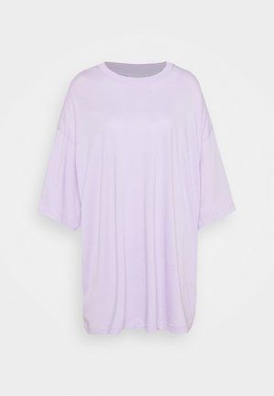 HUGE - Basic T-shirt - lilac