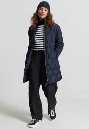 STUDIOS LONGLINE - Light jacket - eclipse navy