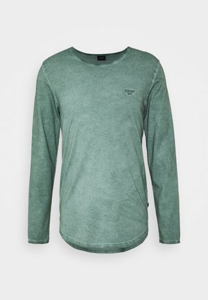 CARLOS - Top sdlouhým rukávem - light pastel green