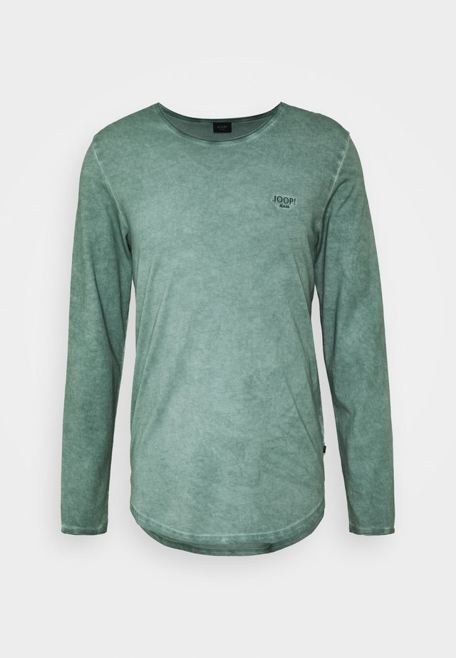 CARLOS - Long sleeved top - light pastel green