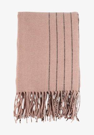 Écharpe - dusty pink