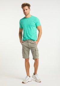 Mo - Shorts - khaki - 1