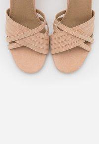 EGO - HOWWI - Sandalen met hoge hak - nude - 5