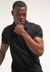 GANT - THE SUMMER - Polo shirt - black - 3
