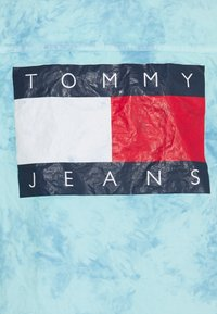 Tommy Jeans - TIE DYE POPOVER UNISEX - Vindjacka - blue - 2