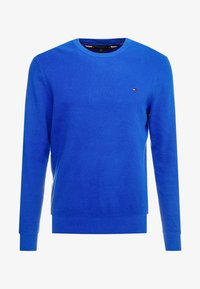 Tommy Hilfiger - CREW NECK - Jumper - blue - 4