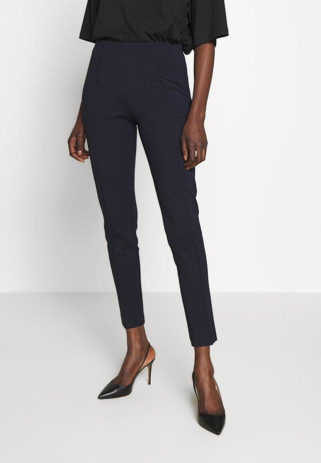 MALHIA - Trousers - navy