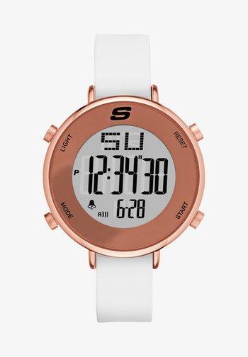 MAGNOLIA - Digital watch - white