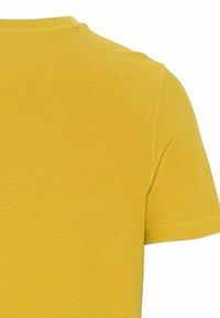 camel active - Print T-shirt - gold - 7