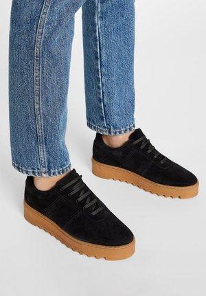 BIACOMMET - Sneakers laag - black