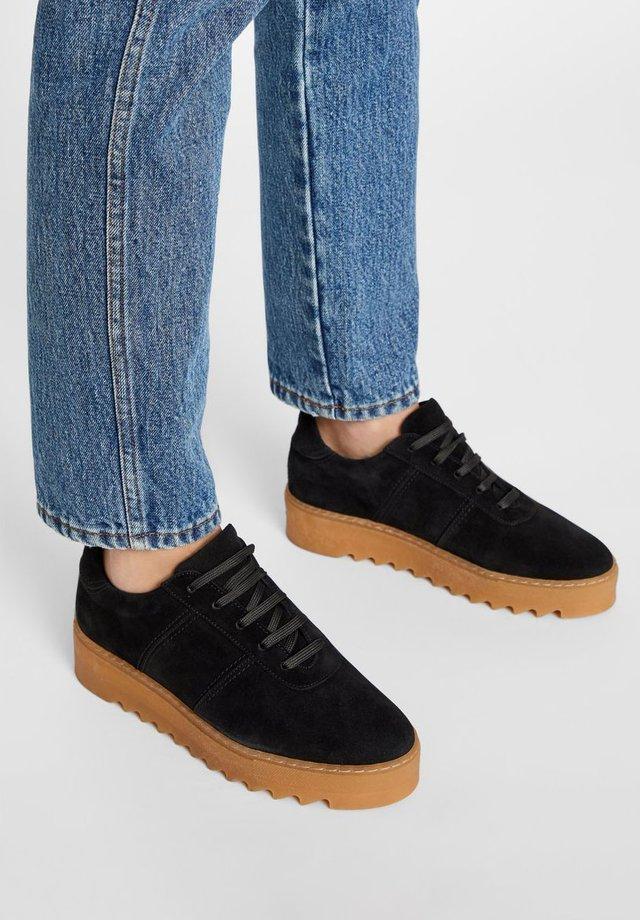 BIACOMMET - Sneakersy niskie - black