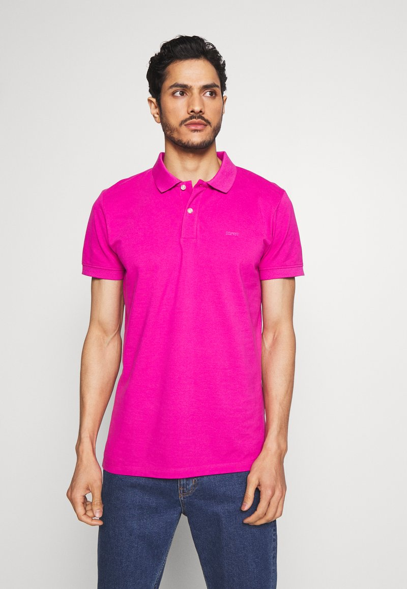 Esprit - Koszulka polo - pink fuchsia