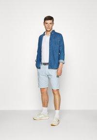 Schott - HENRY - Polo shirt - white - 1