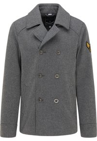 DreiMaster - Winter coat - grau melange - 0