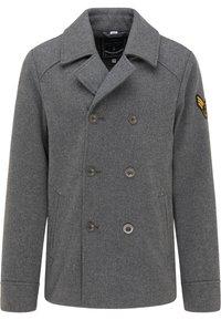 DreiMaster - Zimní kabát - grau melange - 0