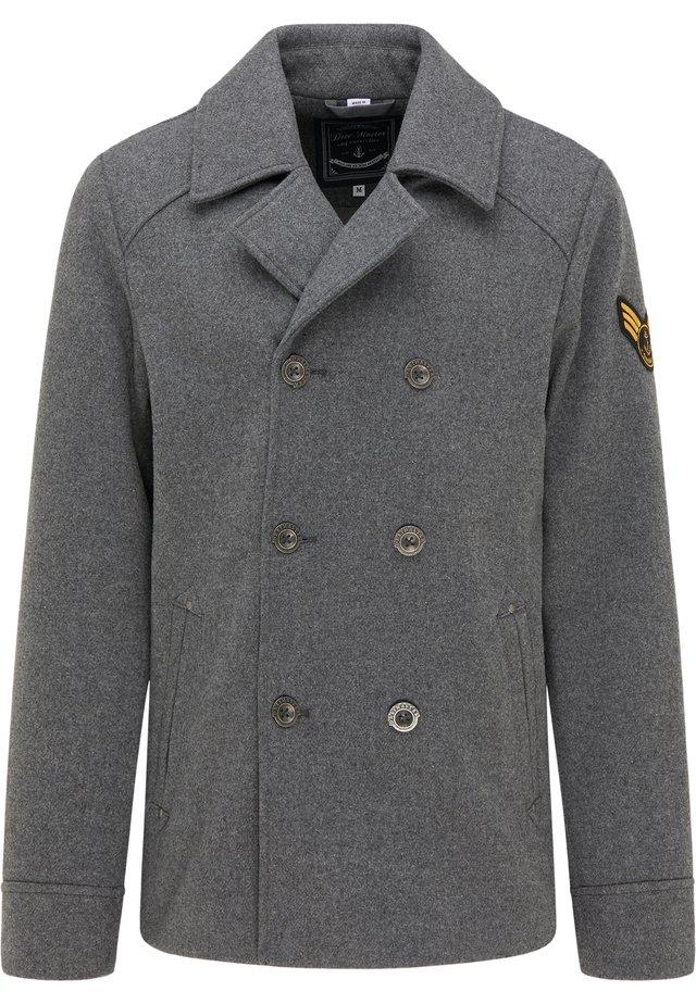 Cappotto invernale - grau melange