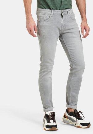 LEROY SKINNY ALFA L32 - Skinny džíny - grey