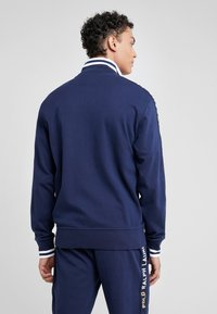 Polo Ralph Lauren - INTERLOCK - Cardigan - french navy - 2