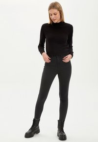 DeFacto - Jeans Skinny Fit - anthracite - 1