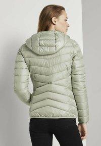 TOM TAILOR DENIM - Light jacket - light olive - 2
