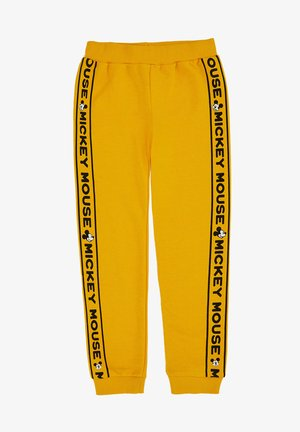 DISNEY - Pantaloni sportivi - yellow