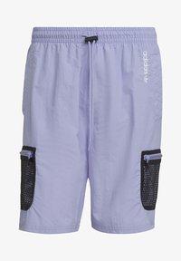 adidas Originals - Shorts - purple - 5